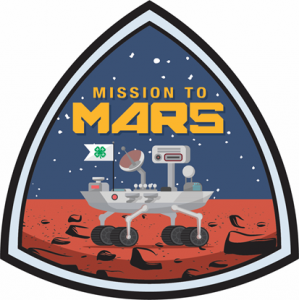 Mission to Mars logo for the Engineering Design Challenge