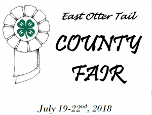2018 Fair Premium Book - Available Now! | in otter-tail-east